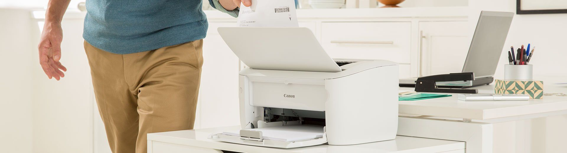 OFFICE WHITE PRINTER
